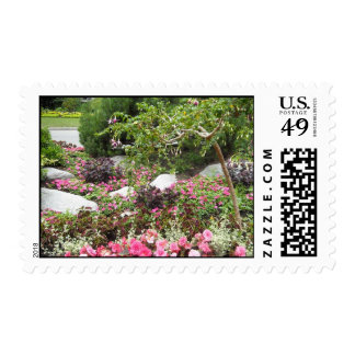 Refreshing Garden Stamp