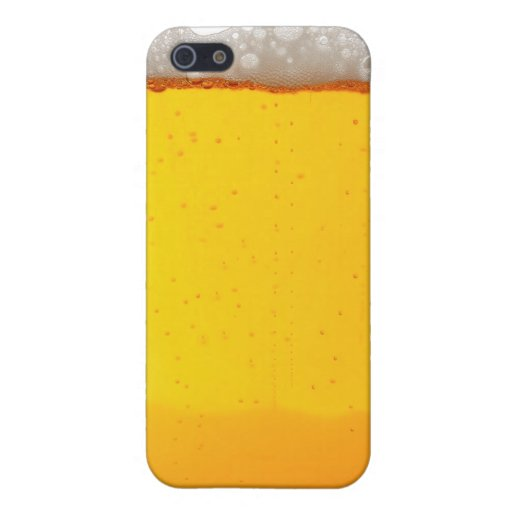 Refreshing Glass of Beer  iPhone 5 Covers