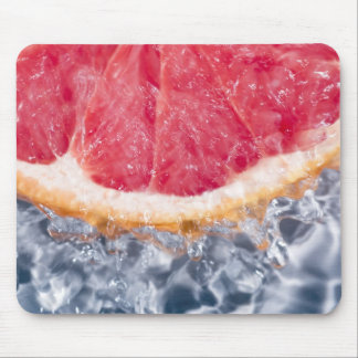 Refreshing Grapefruit Mouse Pad