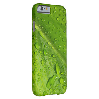 Refreshing Raindrops Barely There iPhone 6 Case