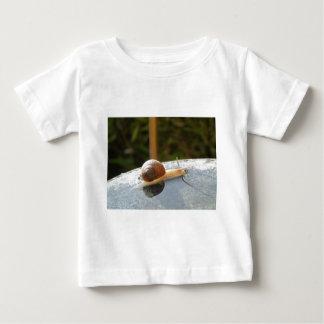 Refreshing Snail Baby T-Shirt