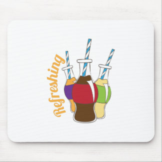 Refreshing Soda Mouse Pads
