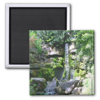 Refreshing Waterfall Magnet