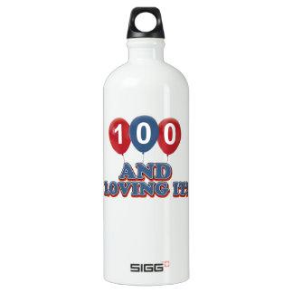 Refresque 100 diseños del cumpleaños de los años