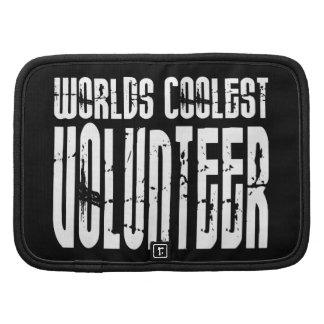 Refresque a los voluntarios: El voluntario más Planificador