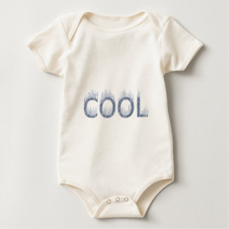 Refresque - al niño helado del niño del diseño trajes de bebé