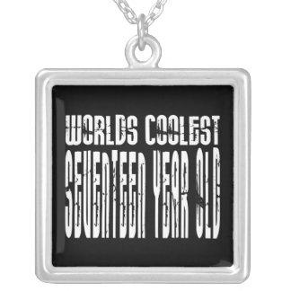 Refresque años más fresco de los 17mos mundos de l collares personalizados