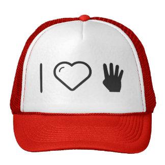 Refresque cuatro dedos gorras de camionero