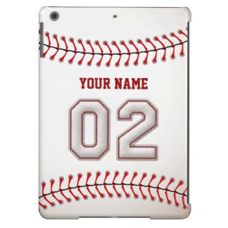 Refresque el béisbol cosido número 2