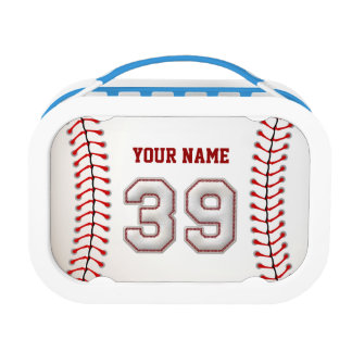 Refresque el béisbol cosido número 39