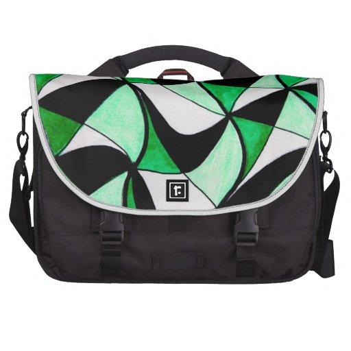 Refresque el bolso del viajero de la onda bolsa de ordenador