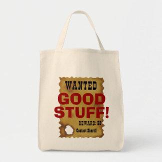 ¡Refresque el bolso querido! Bolsa Tela Para La Compra