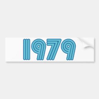 Refresque el diseño 1979 pegatina para auto
