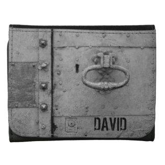 Refresque la cartera personalizada para la cerradu