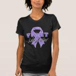 Refresque la lucha como el linfoma de un Hodgkin d Camiseta