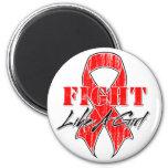 Refresque la lucha como un SIDA del chica Imán Para Frigorífico