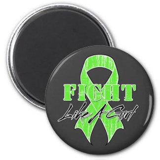 Refresque la lucha como una enfermedad de Lyme del Imán Redondo 5 Cm