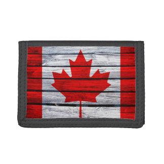 Refresque la madera canadiense apenada de la bande