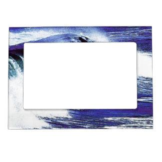 Refresque la onda foto de imanes
