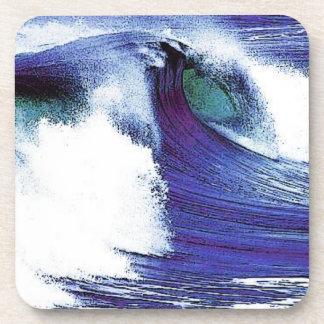 Refresque la onda posavaso