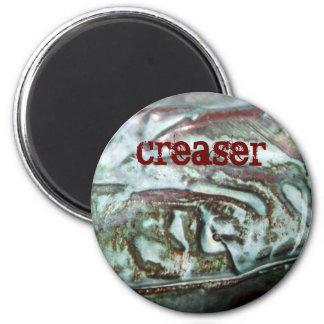 Refresque las pieles y los casos de cobre resistid imán redondo 5 cm