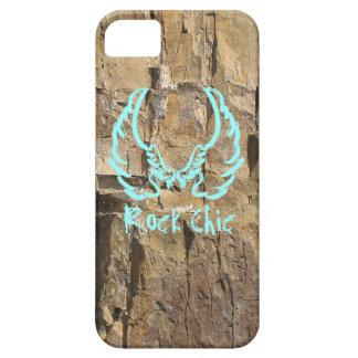 Refresque los ángeles elegantes de la roca que l iPhone 5 Case-Mate coberturas