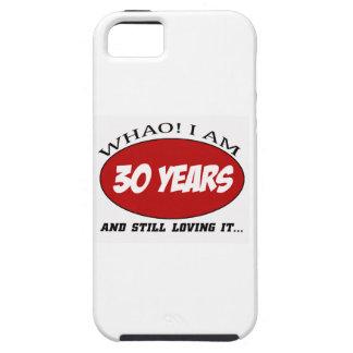 refresque los diseños del cumpleaños de 30 años iPhone 5 funda