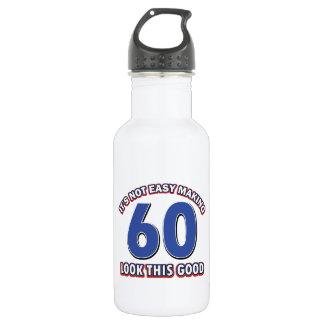 Refresque los diseños del cumpleaños de 60 años