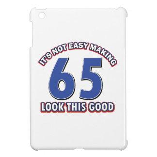 Refresque los diseños del cumpleaños de 65 años