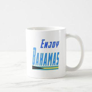 Refresque los diseños para Bahamas Tazas