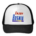 Refresque los diseños para Bosnia Gorro