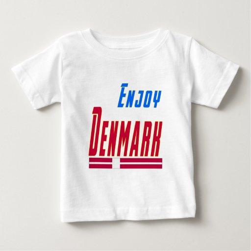 Refresque los diseños para Dinamarca Playera