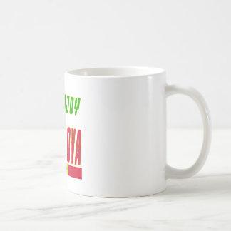 Refresque los diseños para el Moldavia Taza De Café