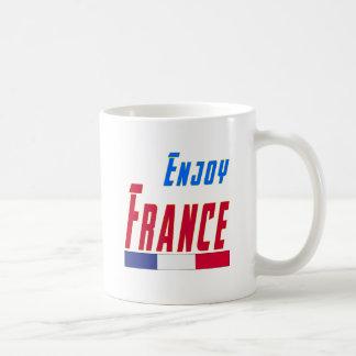 Refresque los diseños para Francia Tazas