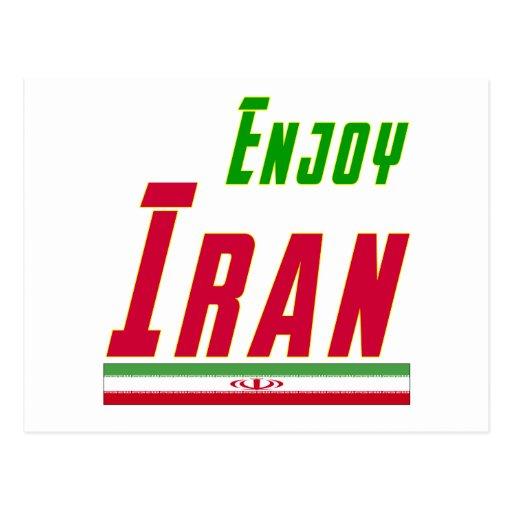 Refresque los diseños para Irán Postal