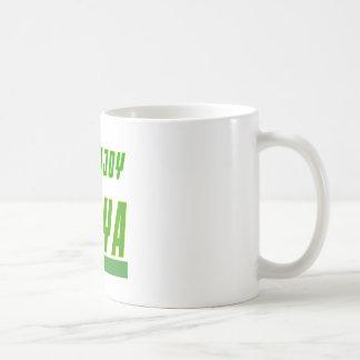 Refresque los diseños para Libia Taza De Café
