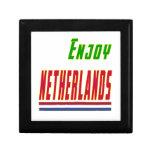 Refresque los diseños para Países Bajos Cajas De Joyas