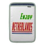 Refresque los diseños para Países Bajos Fundas Para Macbook Air
