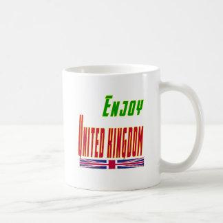 Refresque los diseños para Reino Unido Taza De Café