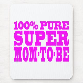 Refresque los regalos rosados 4 mamáes para ser: alfombrillas de ratón