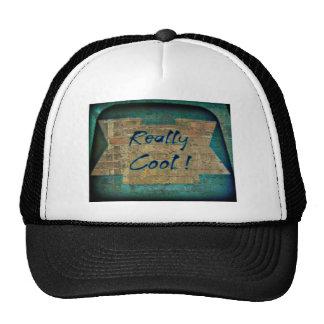 refresque realmente el diseño gorras