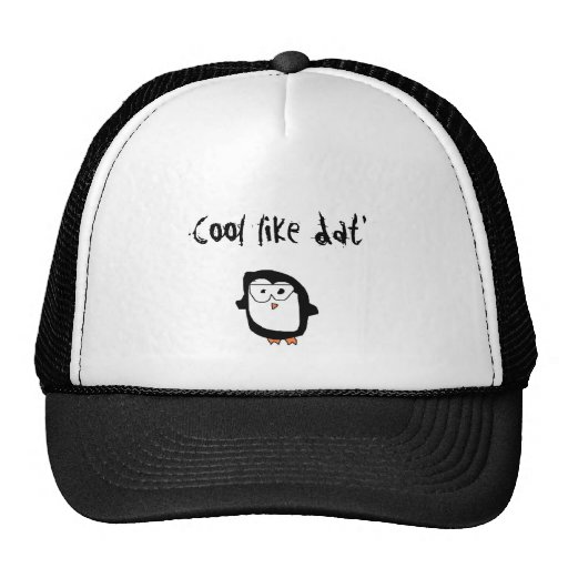 Refresqúese como el gorra del dat