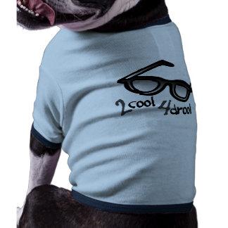 Refresqúese también para el Drool Camisas De Perritos