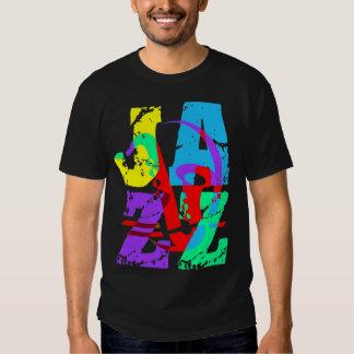 Refresqúese y jazz de la cadera camisas