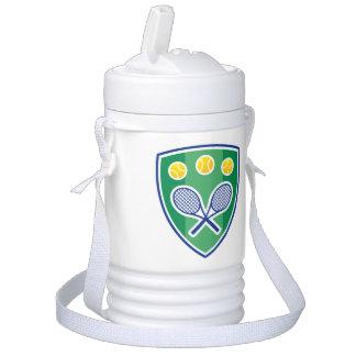 Refrigerador de encargo de la bebida del monograma enfriador de bebida igloo