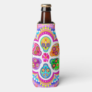 Refrigerador de la botella de los cráneos del enfriador de botellas