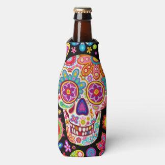 Refrigerador de la botella del cráneo del azúcar - enfriador de botellas