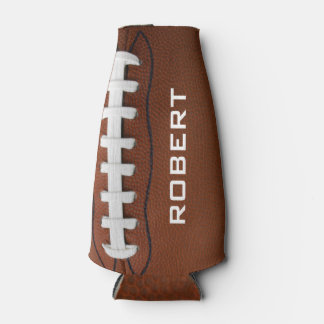 Refrigerador de la botella del diseño del fútbol enfriador de botellas