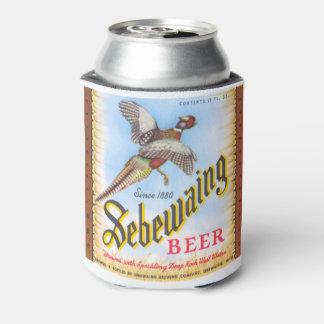Refrigerador de la lata de cerveza de Sebewaing Enfriador De Latas