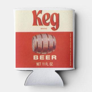 Refrigerador de la lata de cerveza del barrilete enfriador de latas